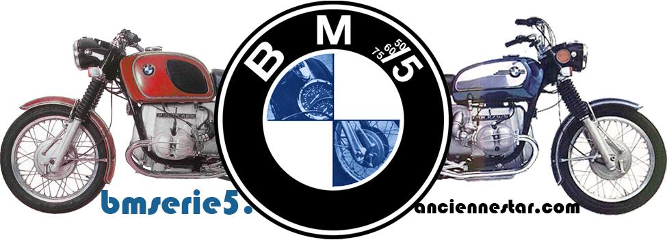 BMW serie 5 R75/5 R60/5 R50/5